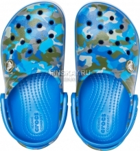 Сабо Crocs Camo Reflect Ban, арт. 205818-4JL